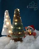 Patroon Kerst-Boom_