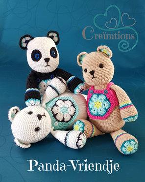 Patroon Panda-Vriendje