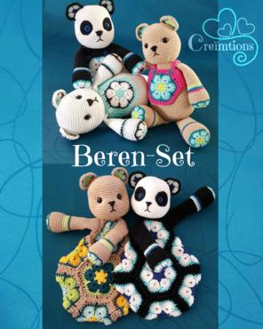 Patroon Beren-Set