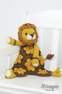 Garen Pakket Knuffel-Leeuw
